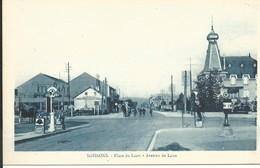 SOISSONS :Place De Laon , Avenue De Laon - Soissons