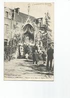 44 Saint Aubin Des Chateaux Reposoir De La Place De L'eglise Animée - Non Classificati