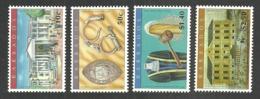 BARBADOS 2009 CRIMINAL COURT SET MNH - Barbados (1966-...)