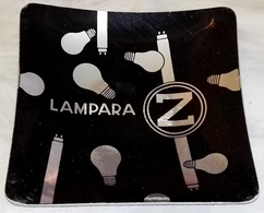 Ashtray, Cenicero, Cendrier / LAMPARA Z / Publicité, Advertising, Publicidad - Metal