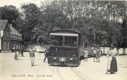 Belgique - Celles - Velaines - Arrêt Du Tram - Celles
