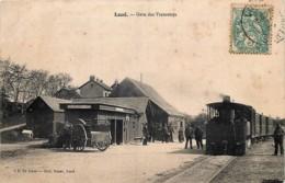 France - 72 - Loue - La Gare Des Tramways - Loue