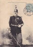Tambour-Major De La Garde Républicaine - Militaria