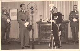 Photocard / Royalty / King Leopold III / Roi Leopold / Koning Leopold / Bruges / Brugge / Expo Memling / 29 Juin 1939 - Royal Families