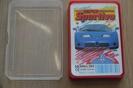 Speelkaarten - Kwartet, Suportivo, Hemma 284 - FX Schmid, *** - - Cartes à Jouer Classiques