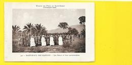 St PAUL Des RAPIDES Les Soeurs Et Leurs Pensionnaires Obangui-Chari Rép. Centrafricaine - Central African Republic