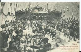 BANYULS - Banquet De L'inauguration Des Caves - Banyuls Sur Mer