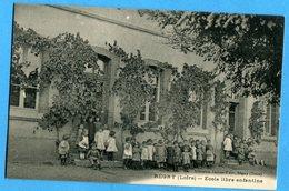 42 - Loire - Regny - Ecole Libre Enfantine  (0177) - France