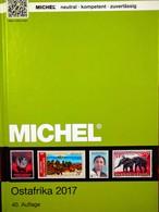 Catalogue MICHEL SPÉCIALISÉ AFRIQUE DE L EST 2017 - Frankrijk