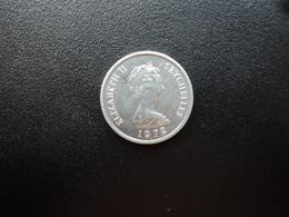 SEYCHELLES : 1 CENT   1972 *    KM 17     NON CIRCULÉ (UNC) - Seychelles