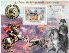 Mozambique 2009  Napoléon BONAPARTE MNH - Napoleón