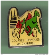 COURSES HIPIQUES DE CHARTRES *** 1036 - Jeux