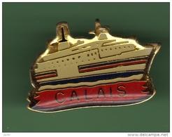 BATEAU *** CALAIS *** 1036 - Bateaux