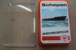 Speelkaarten - Kwartet, Schepen, ASS, *** - Vintage - Cartes à Jouer Classiques