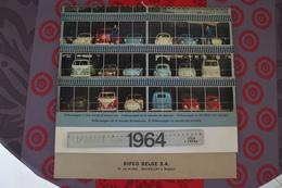 VW Calendrier 1964 Complet - Formato Grande : 1961-70