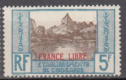 Océanie  141 ** - Unused Stamps