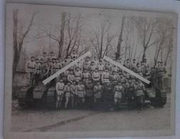 1920-1940 513 Eme Rcc FT17 Canon Mitrailleuse Chars De Combats Tank Blindés Troupes Motorisées Dcr  Ww2 1939-1940 2WK - War, Military