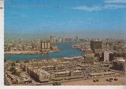 DUBAI E.A.U.  AIRVIEW  EMA TIMBRO ROSSO - United Arab Emirates