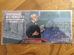 Souvenir Philatélique CENTENAIRE DE L'ARMISTICE - 2018 - Y&T BS 148 - Neuf Sous Blister - Blocs Souvenir