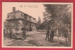 Kain - Bois De Justice - La Maison Du Garde ... 2 Personnages ( Voir Verso ) - Tournai