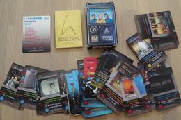 Speelkaarten - Kwartet, STAR TREK - The Cardgame - Rulebook + 65 Collectable Playing Cards - - Cartes à Jouer Classiques