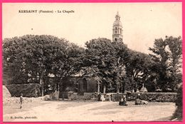 Ploudalmézeau - Kersaint - La Chapelle - Portsall - Animée - Photo Edit. R. BOELLE - Ploudalmézeau