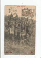 CONGO FRANCAIS 108 GUERRIERS DU HAUT OUBANGHI 1918 - Französisch-Kongo - Sonstige