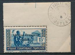 FRANCE AEF MAURY 141 MNH - Neufs