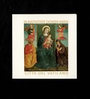 Città Del Vaticano 2009 Natale MNH** - 6. 1946-.. Repubblica