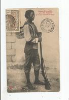 CONGO FRANCAIS 381 UN SENEGALAIS DE L'ARMEE COLONIALE DU CONGO 1918 - Französisch-Kongo - Sonstige