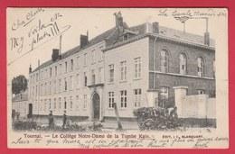 Kain - Le Collège Notre-Dame De La Tombe - 1902 ( Voir Verso ) - Tournai