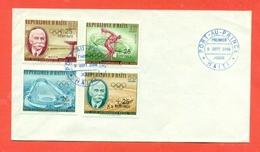 SPORT- OLIMPIADI - HAITI - 1969 - Haiti