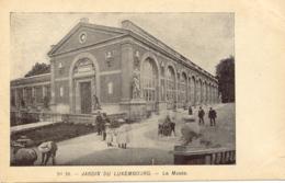 CPA - PARIS - JARDIN DU LUXEMBOURG - LE MUSEE (PRECURSEUR) - Parchi, Giardini