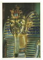 Egypte. Art Egytien. Le Trésor De Toutankhamon. Masque Funéraire En Or. Musée Du Caire. Photo Paris-Match - Egypte