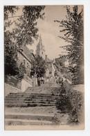 - CPA LANNION (22) - Escaliers De Brélevenz (avec Personnages) - Editions Lévy N° 55 - - Lannion