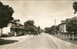 CPSM.Pontenx Les Forges.La Grande Rue.ed;Chatagneau Num:915 - Frankrijk