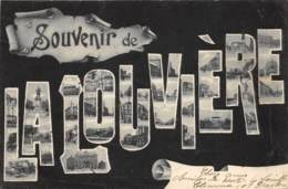 Souvenir De La Louvière - La Louviere