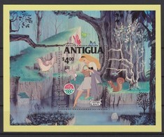 2426 - Walt Disney  Antigua  - Christmas 1980 ( Sleeping Beauty ) . - Disney