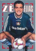 BRD Ze Elias Bayer 04 Leverkusen Fussball - Sammelbild Aus Den 90-ziger Jahren - Sport