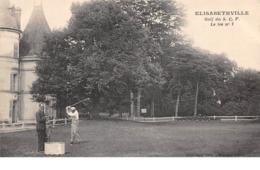SPORT. N°54379.Golf.elisabethville.golf. La Tee - Golf