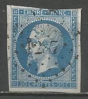 FRANCE - Oblitération Petits Chiffres LP 1287 FLERS-DE-LA-SOMME (Somme) - Marcophilie (Timbres Détachés)