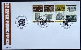 Denmark 2003   Archelogy    MiNr.1350-53  FDC  ( Lot Ks) - FDC