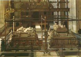 CPM.Granada Chapelle Royale Tombe Des Rois Catholiques.ed:Agata.num 3193 - Granada