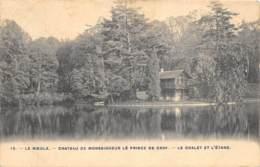 Le Roeulx - Château De Monseigneur Le Prince De Croy - Le Roeulx