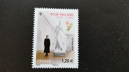 France Timbre NEUF N° 5267 - Année 2018 - Rose Valland - Francia