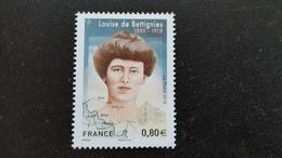 France Timbre NEUF N° 5266 - Année 2018 - Louise De Bettignies - Francia