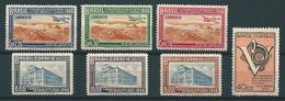 Brasil - Brazil (1946) Yv. 442/48 - Brésil