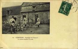 (60) COMPIEGNE - Equipage Du Francport La Meute Attendant La Curée / A 518 - Compiegne