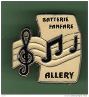 BATTERIE-FANFARE *** ALLERY *** 1036 - Musique