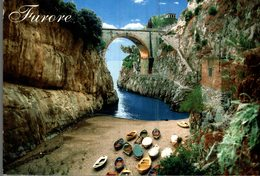 ITALIE FURORE COSTIERA  AMALFITANA - Salerno